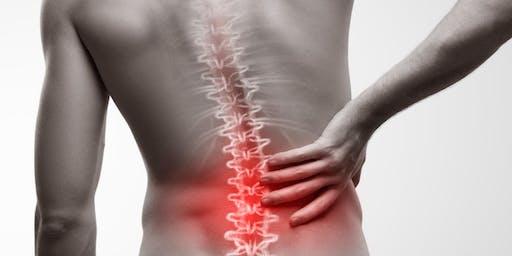 FREE Spine & Posture Checks