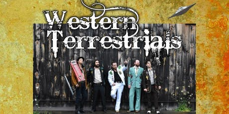 Western Terrestrials Album Release Party tickets