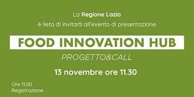 Food Innovation Hub - Ferentino