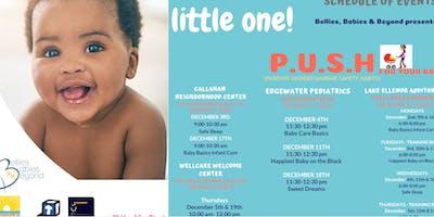 Parents Understanding Safety Habits (P.U.S.H): Happiest Baby on the Block