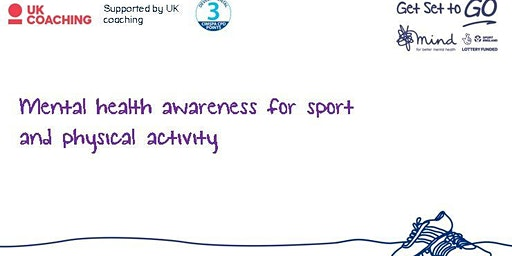Mental health awareness training for sports and physical activity providers