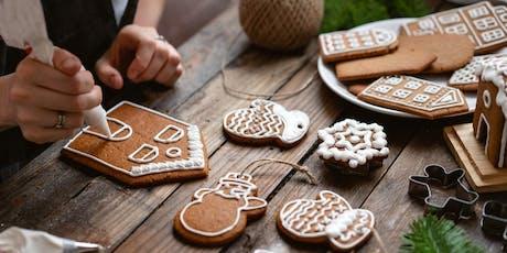 Xmas Biscuit Lab by GardaFoodie biglietti