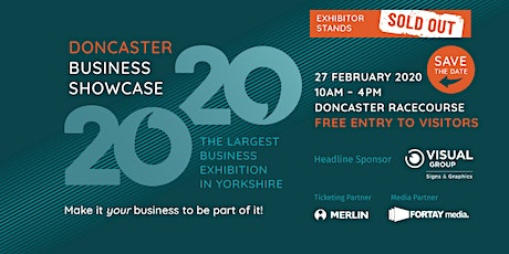 Doncaster Business Showcase 2020 tickets