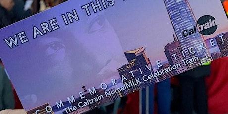 2020 Caltrain NorcalMLK Celebration Train tickets