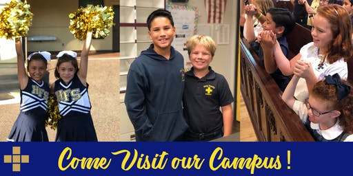 Holy Family Catholic School Admissions Tour #1