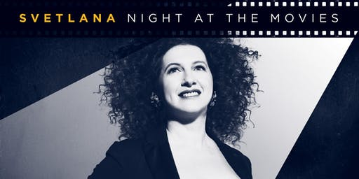 """Svetlana and The New York Swing Collective Present """"Night At The Movies"""" at the Hotel Henry Jazz Concert Series"""