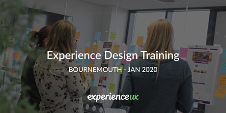 Experience Design Training tickets