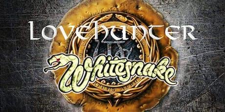 Lovehunter - Tribute To Whitesnake tickets