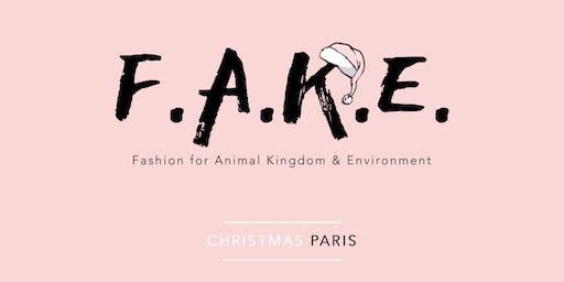 Soirée d'ouverture - F.A.K.E. christmas (un Noël Fashion Végane et Éthique)