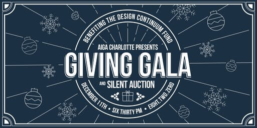 2019 Giving Gala & Silent Auction