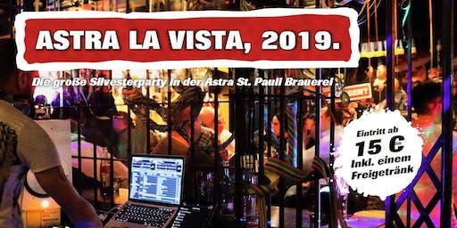Astra La Vista, 2019.
