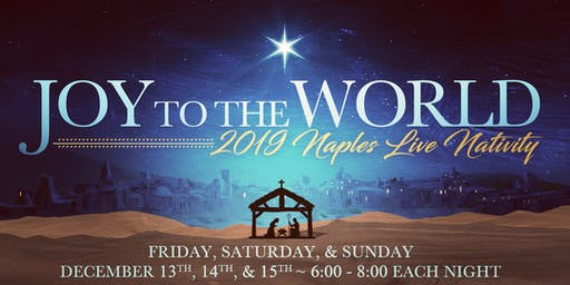Naples Live Nativity