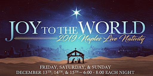 Naples Live Nativity