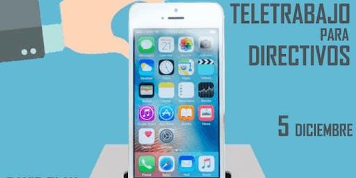 Teletrabajo para Directivos: cómo implantarlo en la empresa
