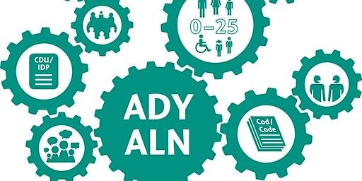 Cynhadledd Anghenion Dysgu Ychwanegol /Additional Learning Needs Conference