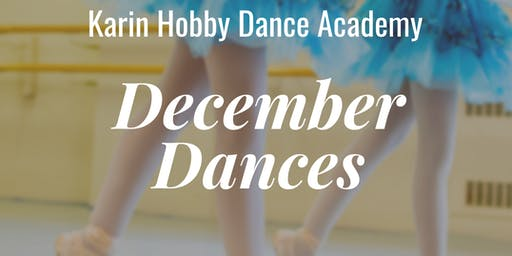 December Dances - Intermediate and Advanced