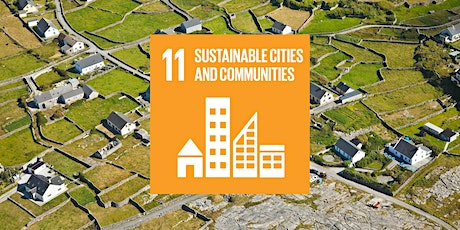 Making cities & human settlements inclusive, safe, resilient & sustainable tickets