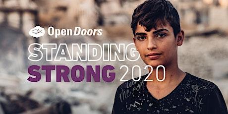 Standing Strong 2020 Evening Gathering: Aberdeen tickets