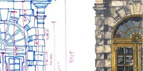 Artist Talk - Some of Summerhall. A Study in Drawings by Will Knight tickets