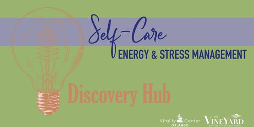Energy and Stress Management Techniques Happy Hour
