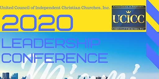 UCICC 2020  Leadership Conference