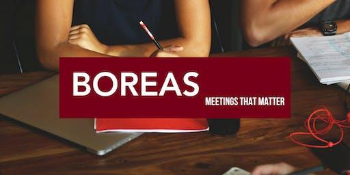 Boreas Workshop: Meetings that Matter [Duluth]