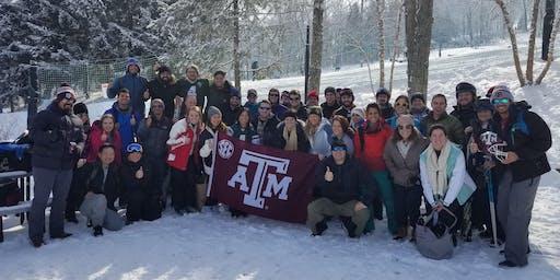 DC Aggies Ski Trip 2020