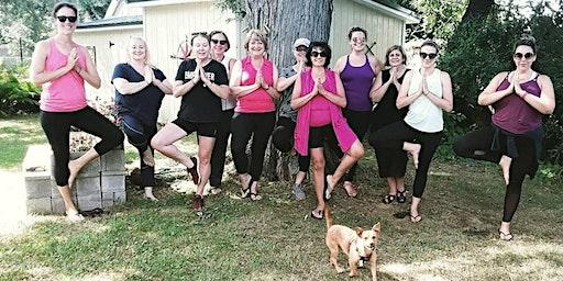 Women's Yoga Circle