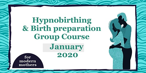 Hypnobirthing & Birth Preparation Course in York with For Modern Mothers // January 2020