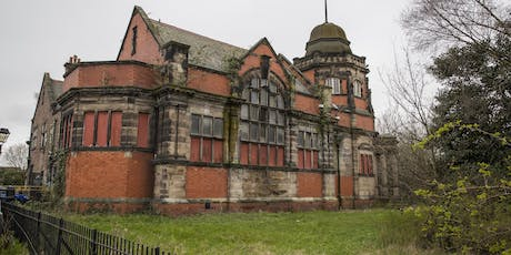 Conservation Stone Repairs Technical Day at Former West Derby Carnegie Library tickets