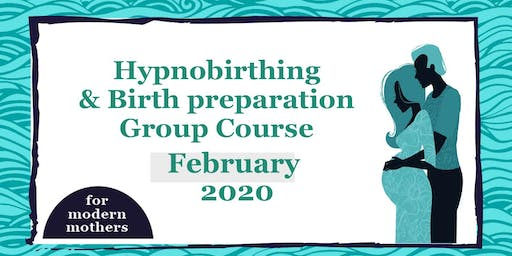 Hypnobirthing & Birth Preparation Course in York with For Modern Mothers // February 2020
