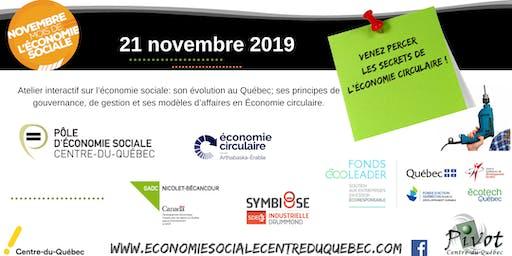 Économie sociale et Économie circulaire