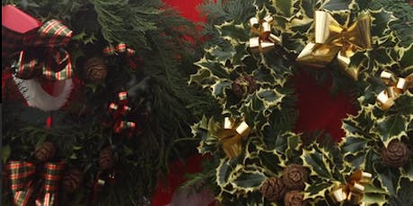 Christmas Wreath Making at Tatton Park tickets