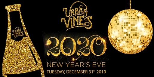 New Year's Eve at Urban Vines