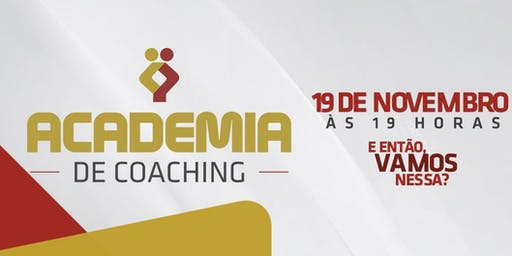[PARAÍBA] Academia do Coaching 19/11