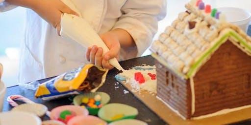 Renaissance Baton Rouge Kids Culinary Class - Gingerbread Houses 2019