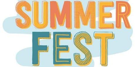 SummerFest tickets