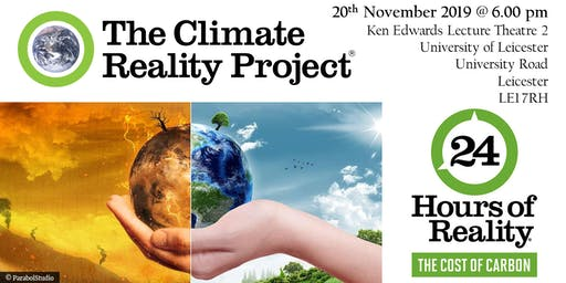 24 Hours of Reality: The facts about the Climate Crisis and what we can do