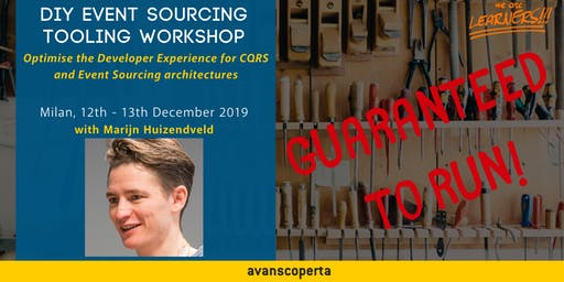 DIY Event Sourcing Tooling Workshop