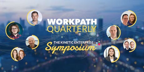 Workpath Quarterly Q4/19 & Symposium tickets