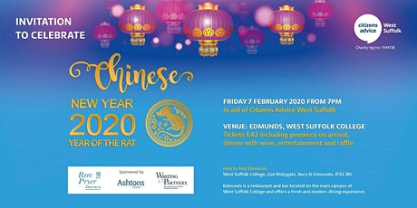 Chinese New Year 2020 - Year of the Rat tickets