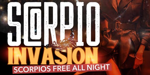 SCORPIO INVASION - Saturday at TaiPei101 Novi