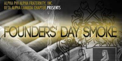Founders Day Smoke