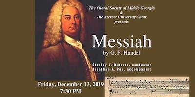 CSMGA presents Handel's Messiah