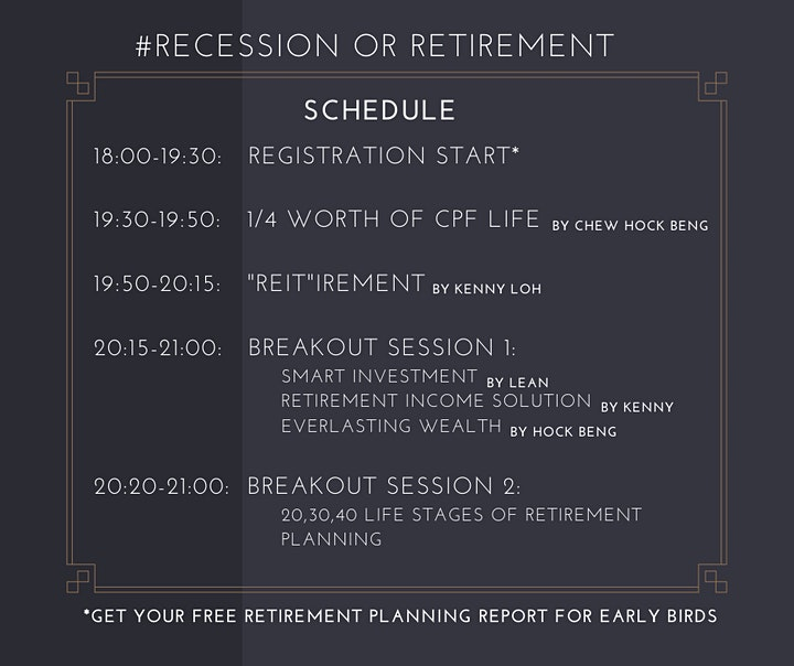 Retirement or Recession image
