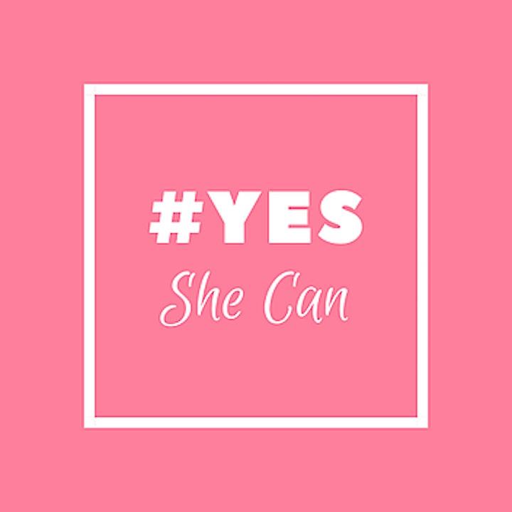 #YesSheCan Skills Development Day image