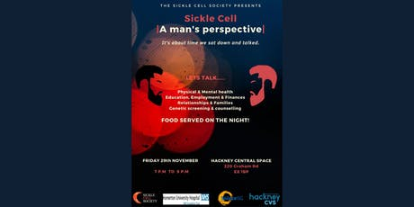 Sickle Cell: A Man's Perspective tickets