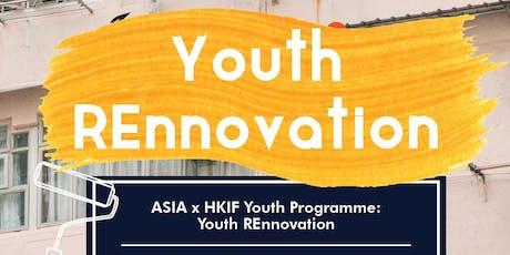 Youth REnnovation - Social Innovation Lab & Workshop tickets