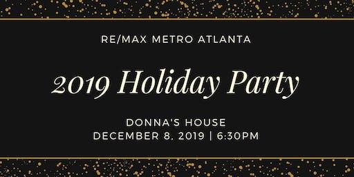 RE/MAX Metro Atlanta Holiday Party