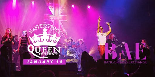 The Masterstroke  Queen Experience at the Bangor Arts Exchange